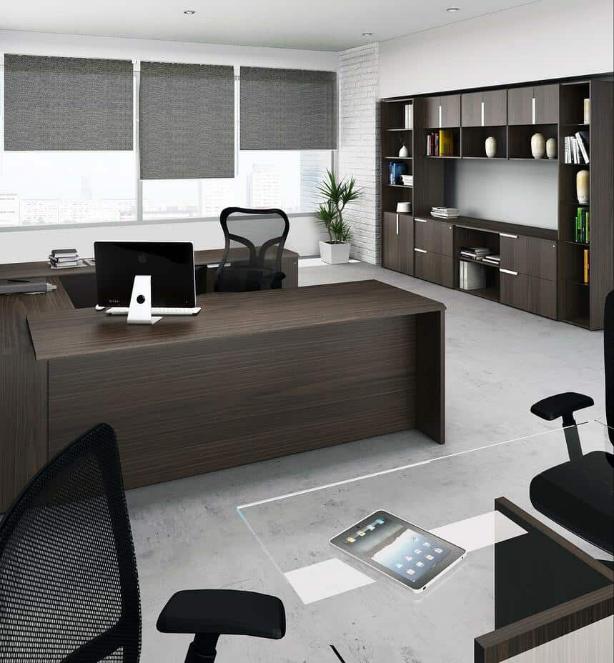 Executive Office Design Features And