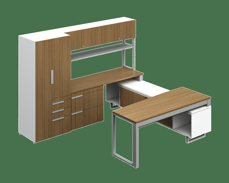 escritorio-con-librero-conjunto-presidente-gconnect-opcion-dos