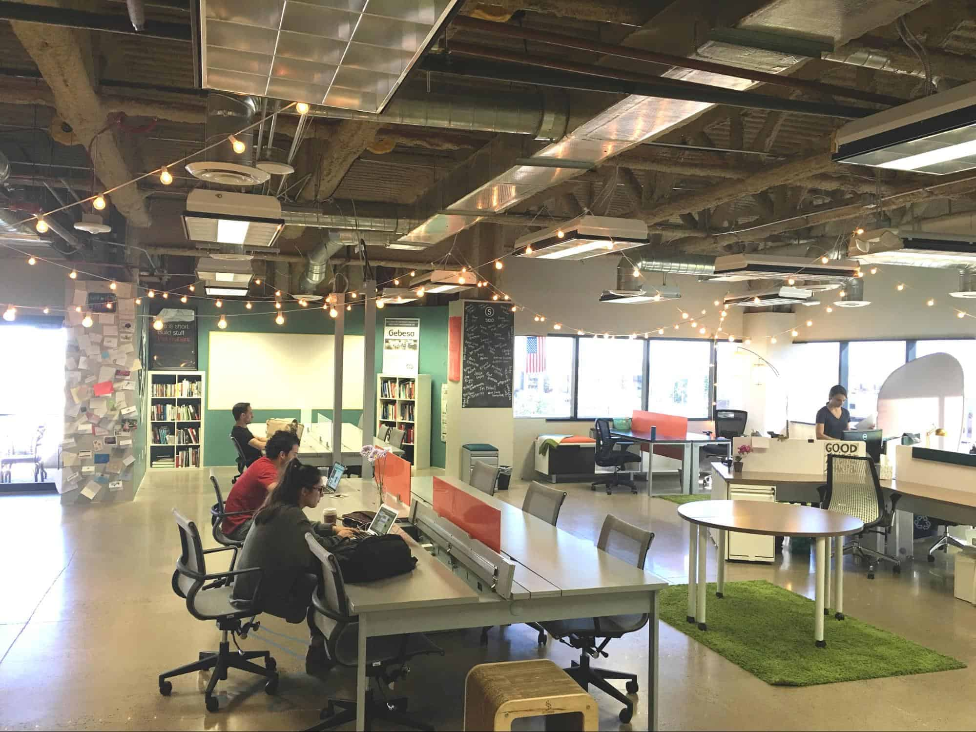 workspaces-in-a-company