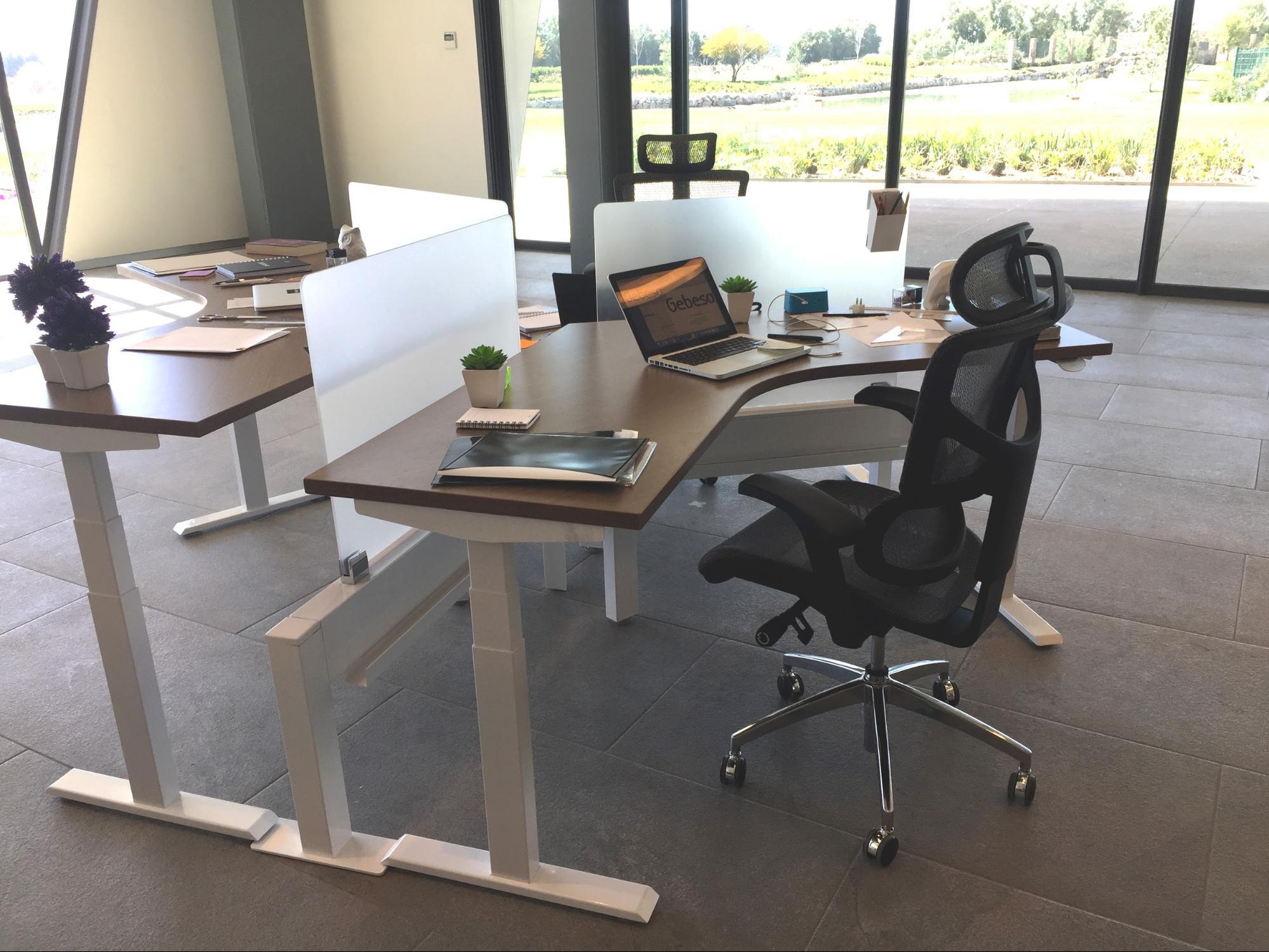 5 muebles de oficina modernos que no te puedes perder